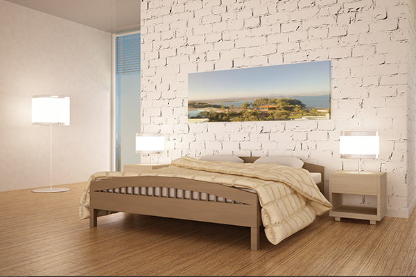 Comment d corer sa chambre coucher 5 alternatives d co au mur ordinaire blogue de matelas for Image decoration chambre a coucher